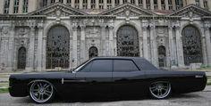 1965 Lincoln Continental my dream car