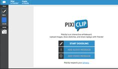 PixiClip- A Great Tool for Creating Screencasts and Tutorials for Your Students ~ Educational Technology and Mobile Learning