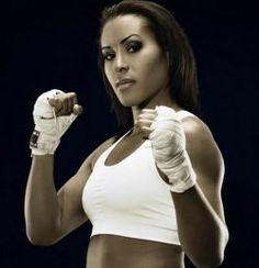 Cecilia Braekhus - female boxing