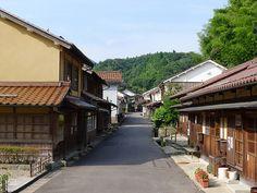 Iwami-Ginzan street #japan #shimane