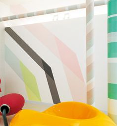 Washi Tape for your walls