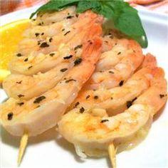 Garlic Prawns Allrecipes.com