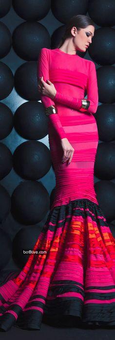 Nicolas Jebran Spring/Summer 2013 Haute Couture . So chic.......TG