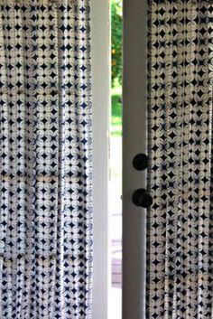 make curtain panels