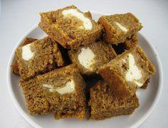 quick & easy pumpkin-cream cheese swirl bread by Vanilla Sugar Blog, via Flickr