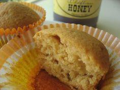 Queque de miel / Honey pound cake