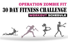 30 Day Fitness Challenge :: Grace Agosta