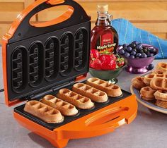 Babycakes Waffle Stick Maker – http://thegadgetflow.com/portfolio/babycakes-waffle-stick-maker-22/