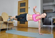 Sweat Workout: 16 mins, full body.
