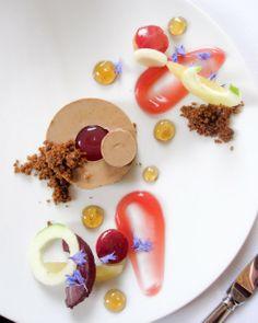Foie gras.