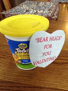 For toddlers Valentine