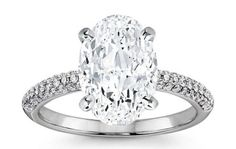 engagement bling inspired by blake lively's engagement ring!
