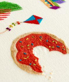 El blog de Dmc: Entrevistamos a MaricorMaricar: diseñadoras y bordadoras