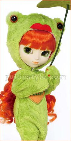 Pullip Froggy - PREORDER $95