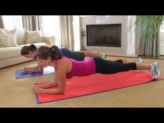 ▶ Working Your Core: How to Do the Plank - Health & Fitness - ModernMom - YouTube