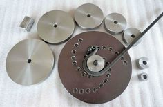 Blacksmith Bending Jig Forge Anvil blacksmithing Tool Watch The Video Demo | eBay