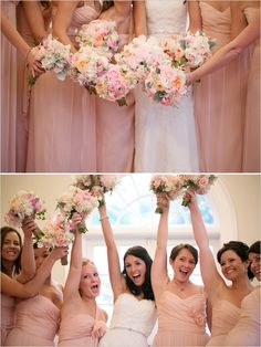 Bridesmaid. Love the color