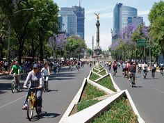 Mexico City's new mobility law shifts focus towards people, not cars