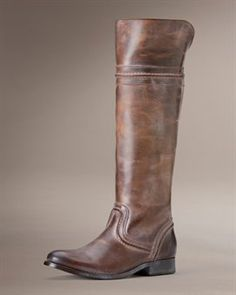 WANT THESE... FRYE -Melissa Trapunto