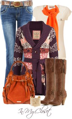 """Casual - #55"" by in-my-closet on Polyvore"