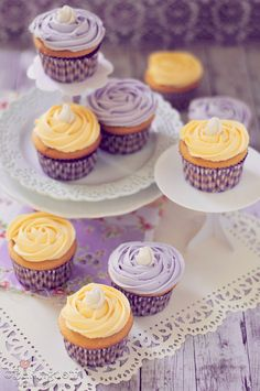 Sweet and Simple Cupcakes