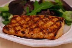 Kalyn's Kitchen®: Soy-Grilled Mahi Mahi Recipe with Korean Dipping Sauce