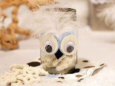 Owl Jar Party Favours