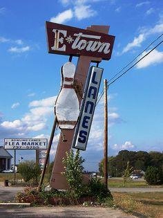 E-town Lanes, Elizabethtown, KY