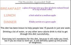 Lose Weight Fast With These Diets  ....interesting