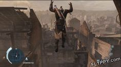 Assassins Creed 3 New York Super Jump Glitch, via YouTube.