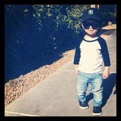 futur, boy fashion, baseball shirts, little boy outfits, kids fashion, little boys fashion, babi, baseball caps, hat