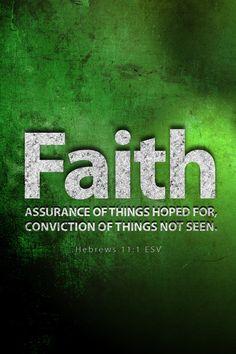 god, faith, jesus, inspir, word, quot, hebrew 111, thing hope, bibl vers