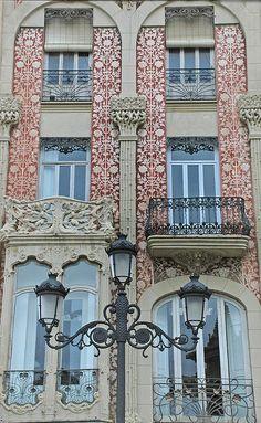 Valencia- Casa del Punt de Ganxo