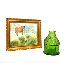 Phil Tyler original Watercolor  Horse in by Mylittlethriftstore, $180.00
