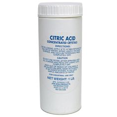 Citric Acid Powder | Jon-Don