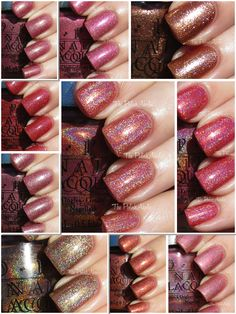 The PolishAholic: Saturday Spam: OPI DS - If I don't have them...I probably want them!