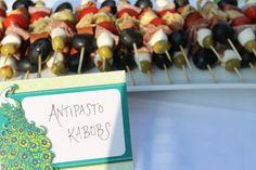 Antipasto Kabobs