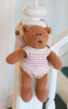 Doll or teddy carrier