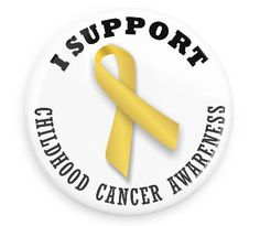 I Support Childhood Cancer Awareness - Momastery