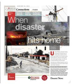 When Disaster Hits Home--A Disaster Preparedness Guide