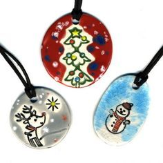Maybe could make with ribbon and Shrinky Dink plastic.