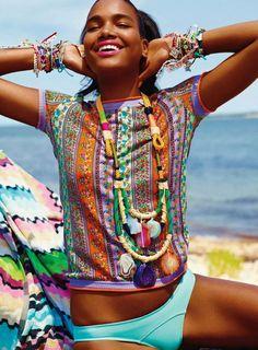 DIY Proenza Schouler Rope Necklace – Honestly WTF
