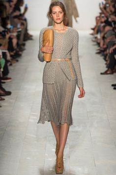 Oh yes, love the sassy knit <3. Michael Kors Spring 2014