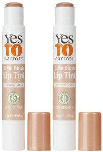 Yes to CarrotsC Me Shine All Natural Lip Tint, Natural Smile by Yes to. $4.44. Yes to Carrots C Me Shine All Natural Lip Tint -- Cotton CandyWant that extra boost of color for those gorgeous, smoochable lips? Yes To Carrots Lip Tints add that little oompf you've been looking for. NPA certified, these must-haves tints soothe, condition and moisturize your lips, while adding the touch of color you've been craving, naturally. Let's see you pucker up to kissable color. They are ...