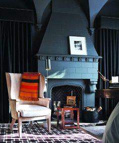 San Fran apartment of designer Eric Cohler