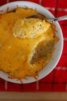 Cheesy Baked Quinoa-
