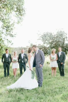 Natural South African wedding by Louise Vorster