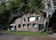 Cave House in Jasper, Arkansas