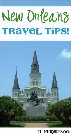 38 Fun Things to See and Do in New Orleans, Louisiana! ~ from TheFrugalGirls.com ~ you'll love all these fun travel tips and insider ideas for fabulous food on your next vacation! #vacations #thefrugalgirls