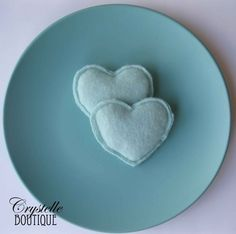 heart shaped handwarmers to pop in the microwave, then into your gloves or pockets....    So cute!  CrystelleBoutique